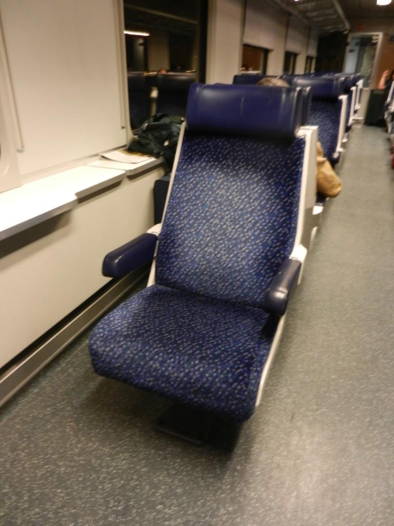 Sitzplatz EC 164