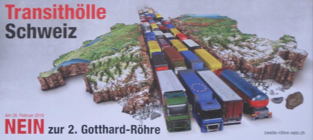 Transithölle Schweiz