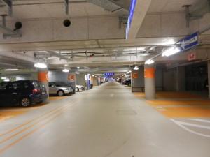 Wien 14 Garage
