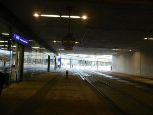 Wien 18 Tramhaltstelle D I