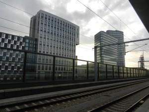 Wien 19 Durchfahrtsgleis 1