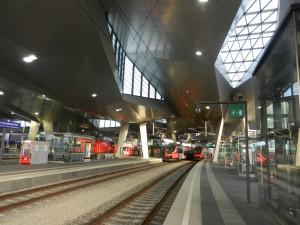 Wien 26 Eindrücke Perron 5