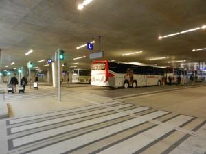 Wien 40 Busbahnhof 1