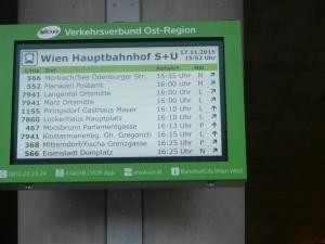Wien 43 Busbahnhof 4