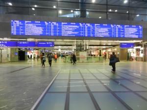 Wien 52 Blick in Haupthalle