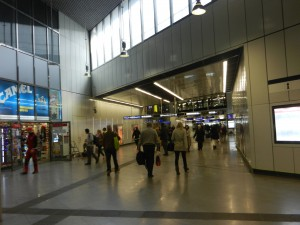 Wien 6 Unterquerung S-Bahn 1