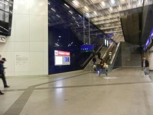 Wien 9 Aufgang S-Bahn 2
