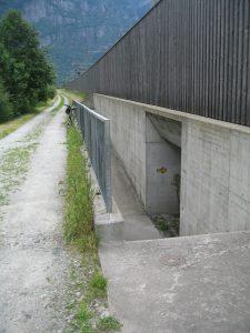 6 Pollegio Zugang