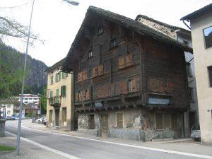 Haus 2 Faido