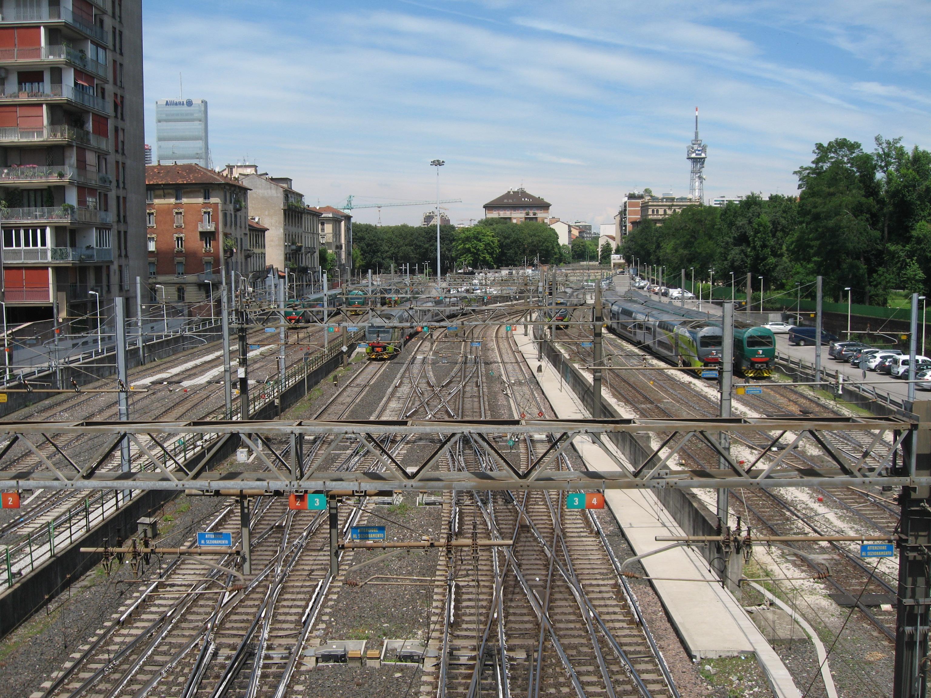 18 Milano Cadorna Ausfahrt 2