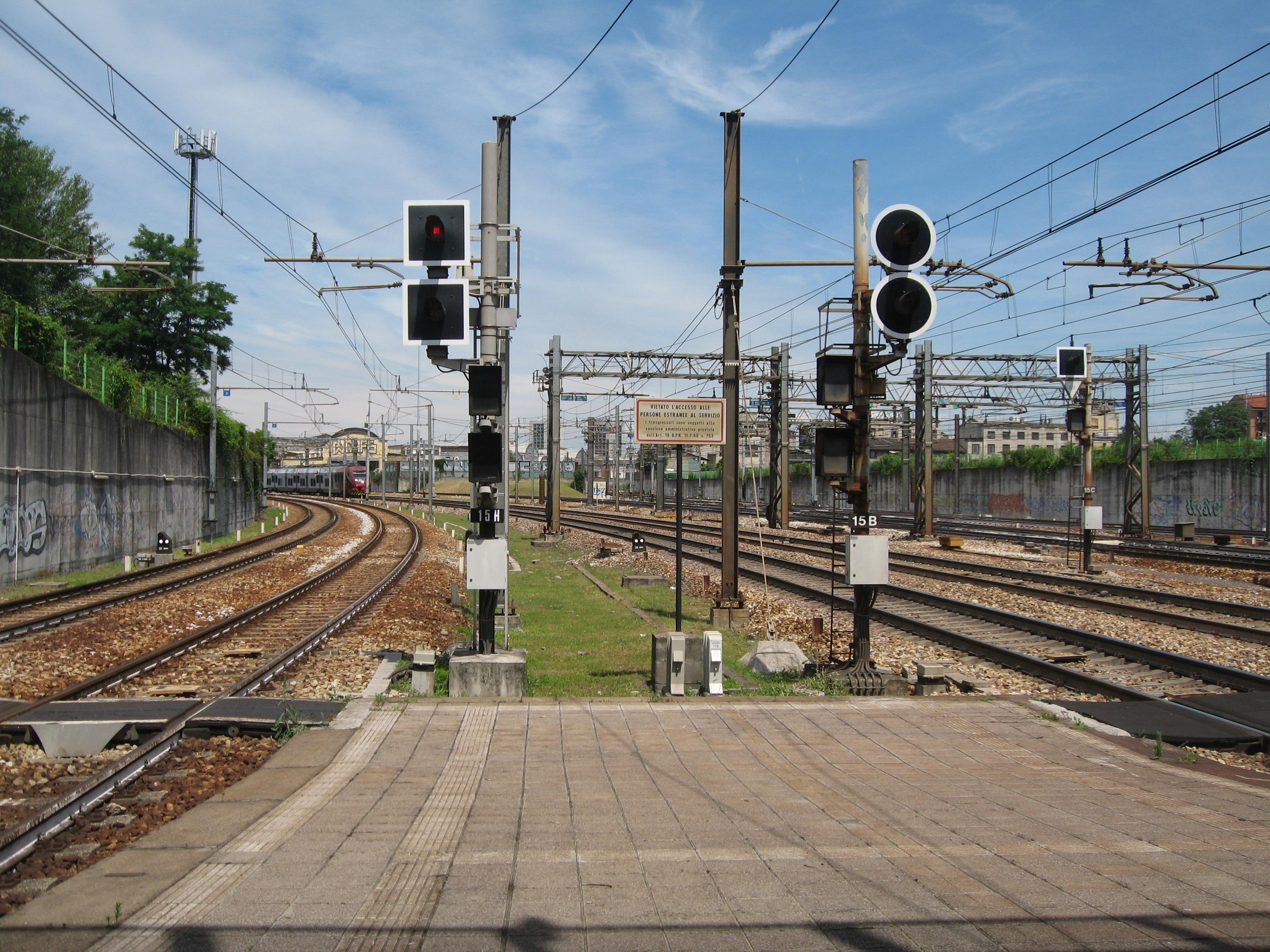 20 Milano Bovisa Ausfahrt Nord 1