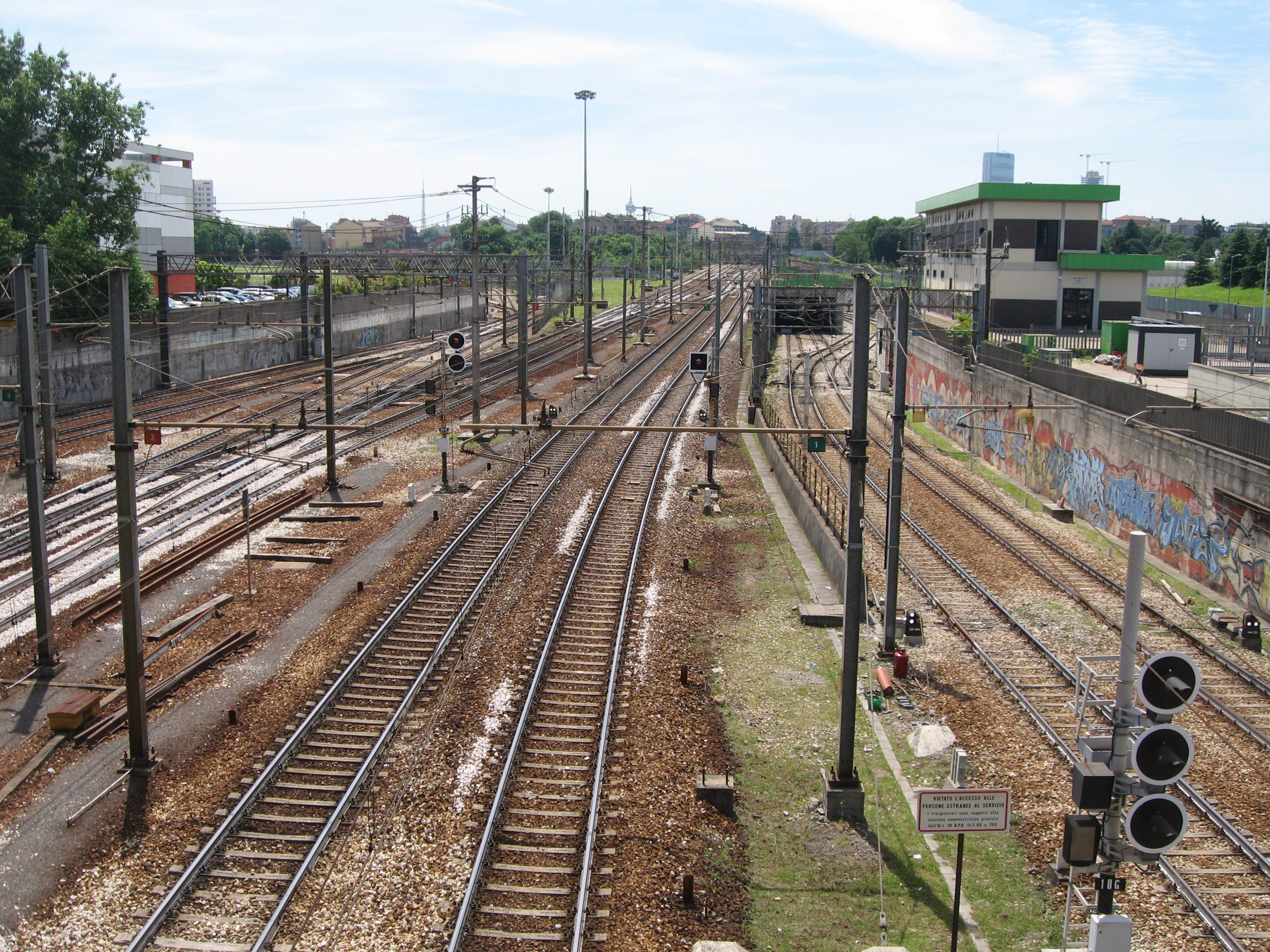 24 Milano Bovisa Ausfahrt Süd 1