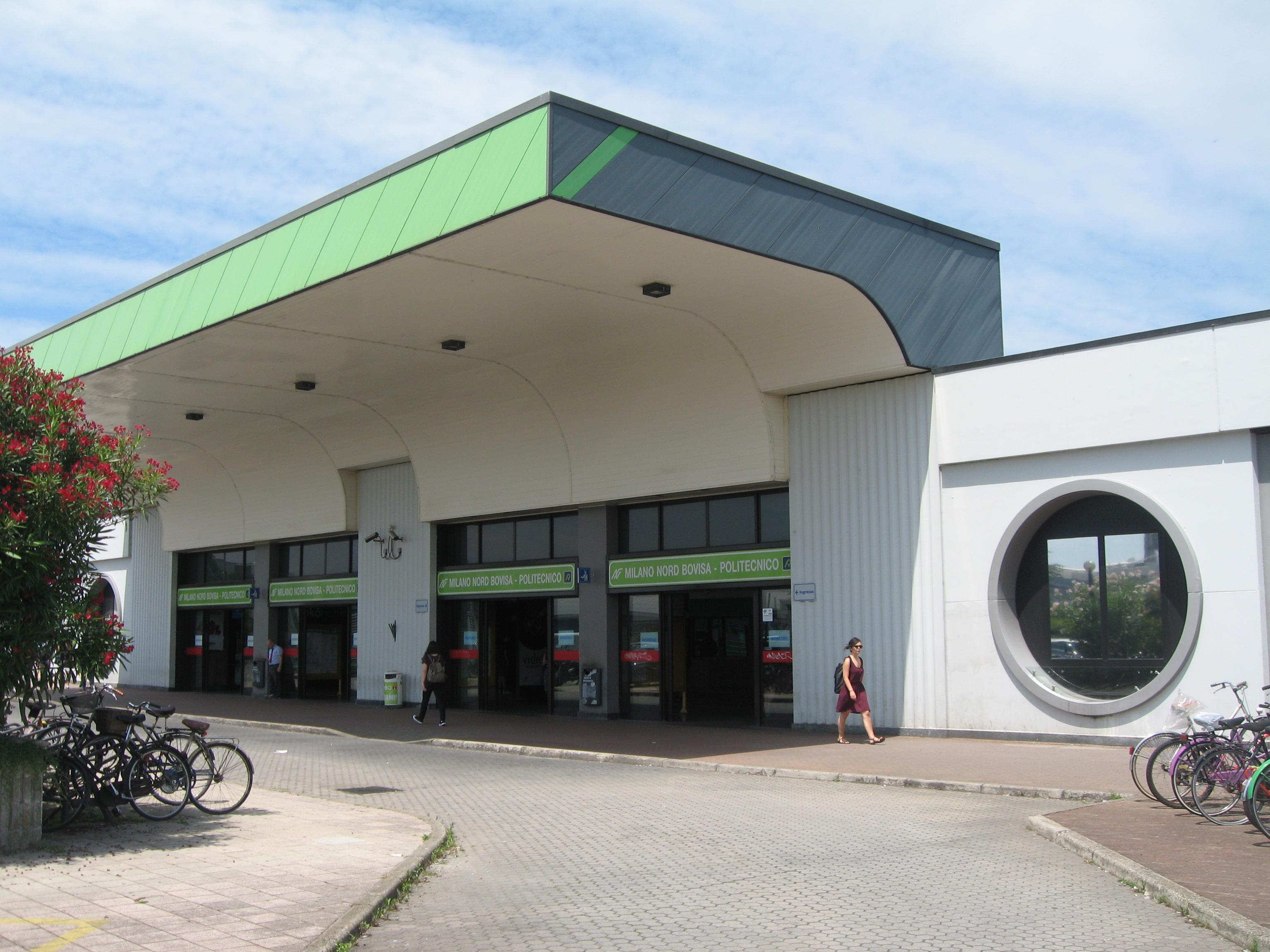 26 Milano Bovisa Zugang
